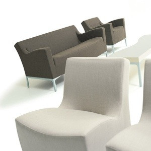 Plus lounge seating from Bretford gets power