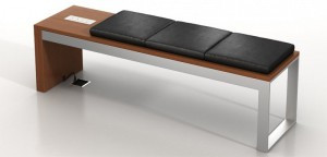 Liv Bench Collection from Nevins