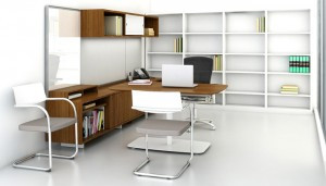 Evolving Design in Faculty Offices