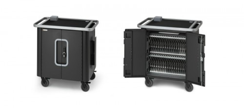 iPad charging cart from Bretford powers you up