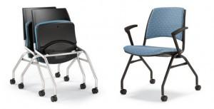 Highmark's new nesting chair Ciro