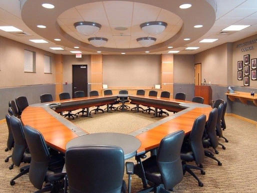 Eventi Articulating Conference Tables