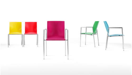 New Axis Side Chair From Source International