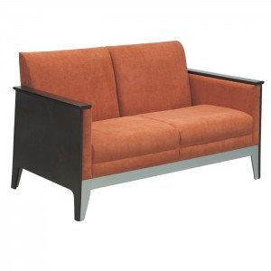 Piedmont lounge seating and table by Legacy