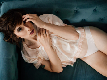 Get Ready for Your Boudoir Session!