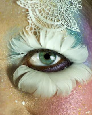 Make-Up von mir _zärtliches Auge_👁️❤️_M