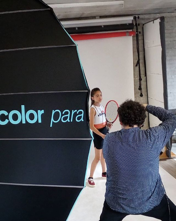 Fotoshooting bei _modelsklick mit _gloss