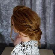 Haarstyling von mir🖤