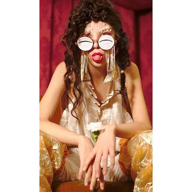 Haarstyling und Brille von mir_._._#fas