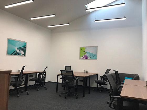 Меблированный офис 20м2 возле Контрактовой пл. на 7р.м.