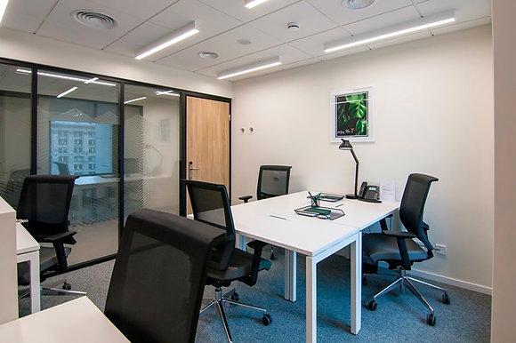 Офис 20м2 на 8 мест в коворкинге Maidan Plaza Space