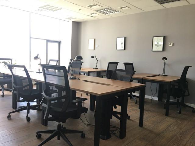 Один из офисов на 16 чел. в Creative Quarter Gulliver башня А