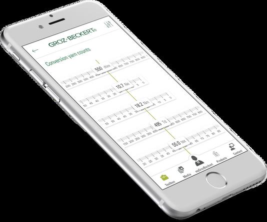 myGrozBeckert Toolbox: Empfehlungen, Werkzeuge und Berechnungshilfen für Ihren Arbeitsalltag