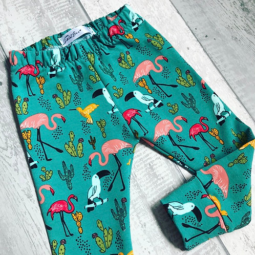Harems/Leggings -Tropical Birds