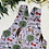 Thumbnail: Full Leg Dungarees - Forest Friends