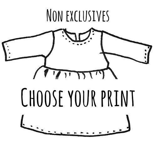 Jersey Dress: Non Exclusive Prints