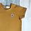 Thumbnail: Long Sleeve Top - Mustard