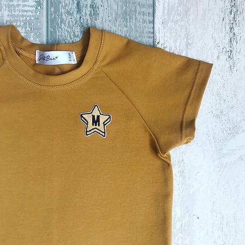 T-Shirt - Mustard