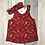 Thumbnail: Pinafore & Headband Set