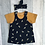 Thumbnail: Dresses - Bees On Navy