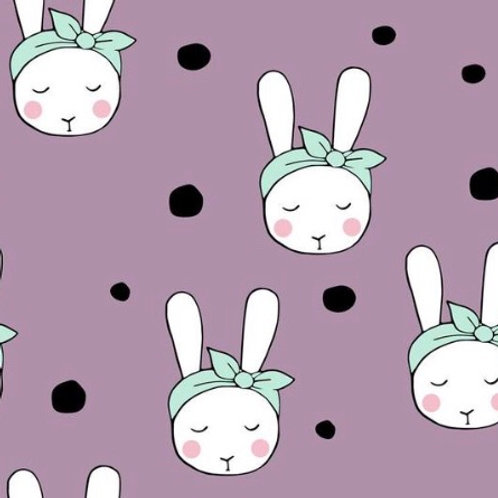 Harems/Leggings - ORGANIC Bunnies With Bows
