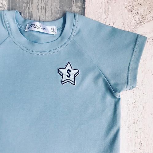 T-Shirt - Baby Blue