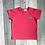 Thumbnail: Long Sleeve Top - Coral Pink