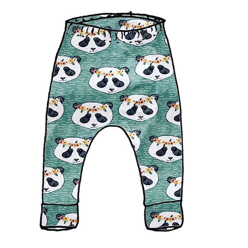 Harems/Leggings - ORGANIC Pandas