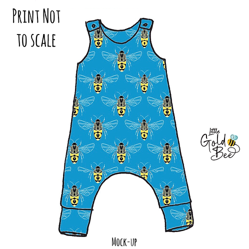 Rompers - EXCLUSIVE Bees