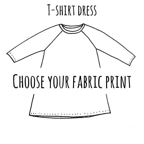 T-Shirt Dress - Non Exclusive Prints