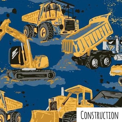 Full Leg Dungarees - Construction