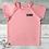 Thumbnail: T-Shirt - Salmon Pink