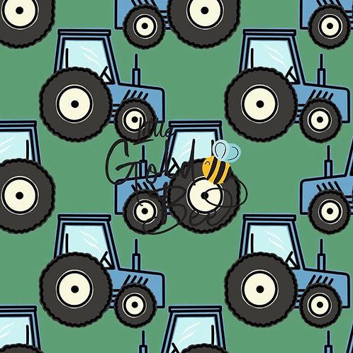 Harems/Leggings - Tractor Team (On Green)