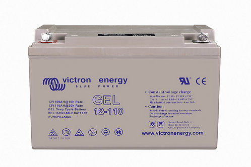 Victron 12V/110Ah Gel Deep Cycle Batterry