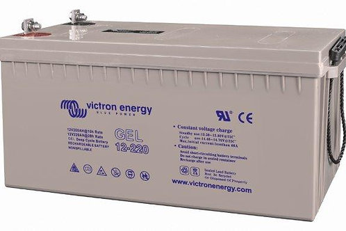 Victron 12V-220Ah Gel Deep Cycle Battery