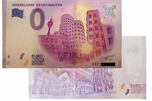 Düsseldorf Gehry-Bauten 2017-2