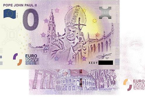 Pope John Paul II 2018-2