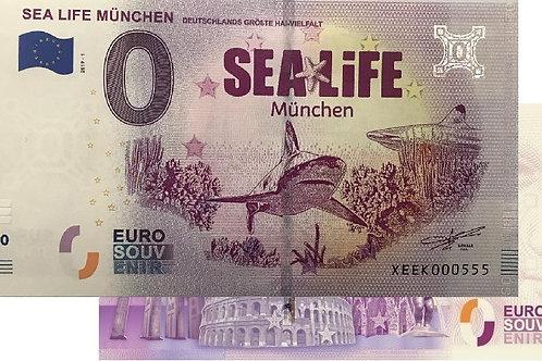 Sea Life München 2019-1