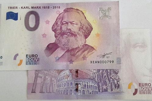 Trier - Karl Marx 1818-2018    2018-1