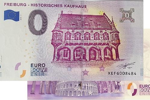Freiburg - Historisches Kaufhaus 2019-1