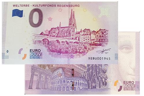 Welterbe - Kulturfonds Regensburg 2018-1