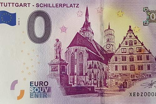 Stuttgart - Schillerplatz 2018-1