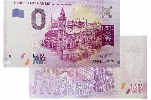 Hansestadt Hamburg Landungsbrücken 2017-1