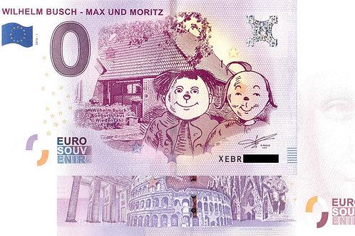Wilhelm Busch - Max und Moritz 2018-1