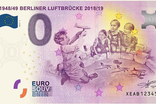 1948/1949 Berliner Luftbrücke 2018/2019 2017-1