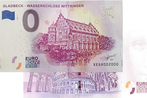 Gladbeck - Wasserschloss Wittringen 2018-1