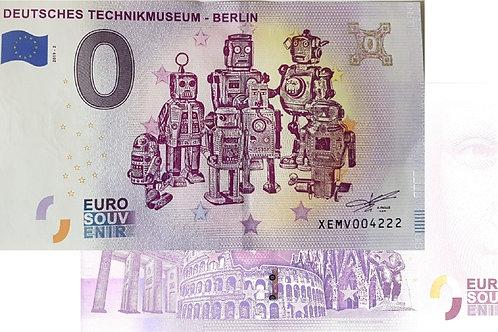 Deutsches Technikmuseum - Berlin 2019-2