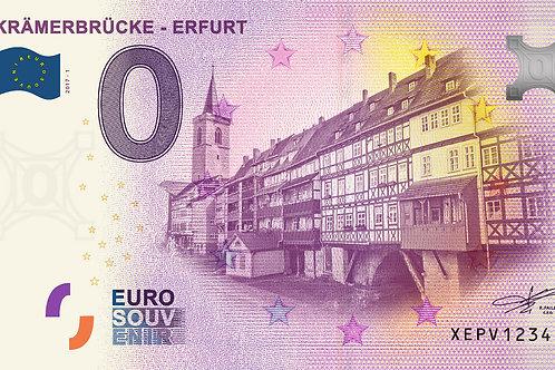 Krämerbrücke - Erfurt 2017-1