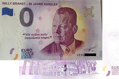 Willy Brandt - 50 Jahre Kanzler 2019-1