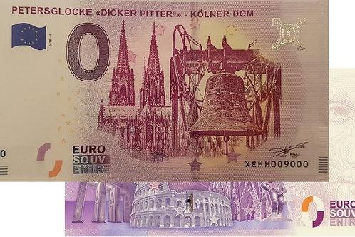 Petersglocke - Dicker Pitter - Kölner Dom 2018-4